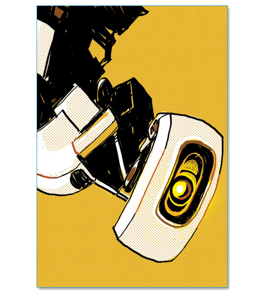 File:GLaDOS from Personality Test.jpg