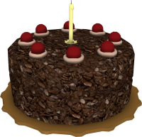 Remarkable Cake Portal Wiki Personalised Birthday Cards Veneteletsinfo
