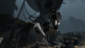 Portal 2 Chapter 1 Her Chamber GLaDOS awoken.png
