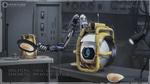 Атлас в Каркасе роботов