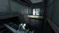 Portal 2 Chapter 5 Turret Control Center Turret Testing.png