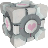 Weighted Companion Cube.