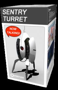 turrets portal wiki. Black Bedroom Furniture Sets. Home Design Ideas