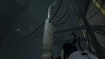 Neurotoxin Storage Tank as seen from a catwalk