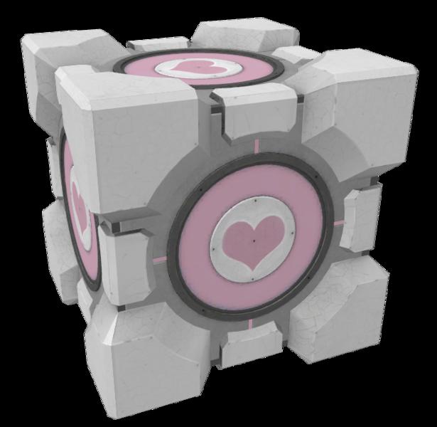 File:Companion Cube.png
