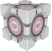 Weighted Companion Cube/es