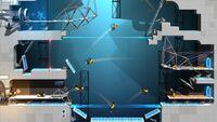 Игровой процесс Bridge Constructor Portal