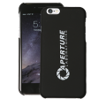 Merch Aperture Cell Phone Case (White on Black).png