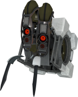 Frankenturret from Portal 2