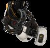 GLaDOS seen in Portal 2