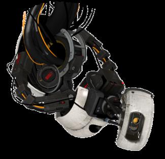 ГЛаДОС в Portal 2