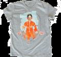 Chell Graffiti Womens T-shirt.png