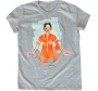 Chell Graffiti Womens T-shirt.png