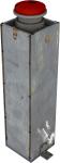 1940s button