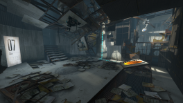Portal 2 Chapter 1 Test chambers 7 & 8.png