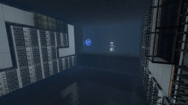 Portal 2 Sixense MotionPack DLC Co-op Test Chamber 5.png