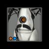 Metallic Moustache