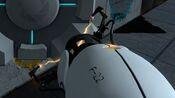 """Betaversion des Mobilen Portalgeräts mit der Aufschrift """"F-22"""""""