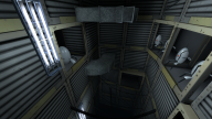 A Rat Man Den in the Test Chamber