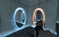 Beta portals