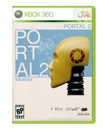 Portal 2 Concept box art design