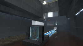 Portal 2 Sixense MotionPack DLC Co-op Test Chamber 2.png