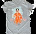 Chell Graffiti Unisex T-Shirt.png
