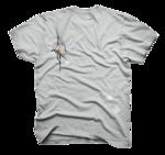 El Núcleo de la Curiosidad en una camiseta.