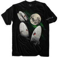 The Three Turret Moon shirt.