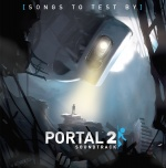 GLaDOS Portal 2 soundtrackin kannessa.