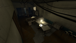 Portal 2 Co-op Course 1 Chamber 6 overview.png