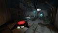 Portal 2 Chapter 1 Introduction cube button.png